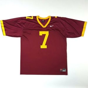 Nike Team USC Trojans Men's Football Jersey